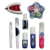 Correction Pens and Correction Tapes