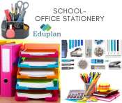 School-Office Stationeries