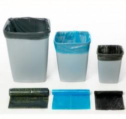 Garbage bins-trash bags