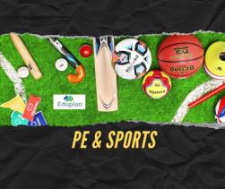 PE,Play & Sports