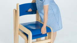 TUF CLASS™ WOODEN CHAIRS